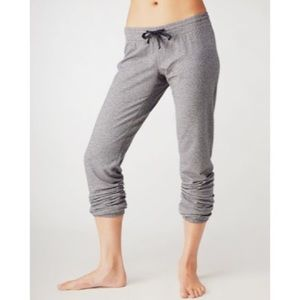 Lululemon sweatpant heathered lavender grey